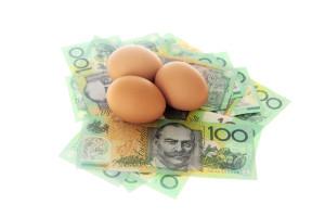 Nest Egg Aust Dollars